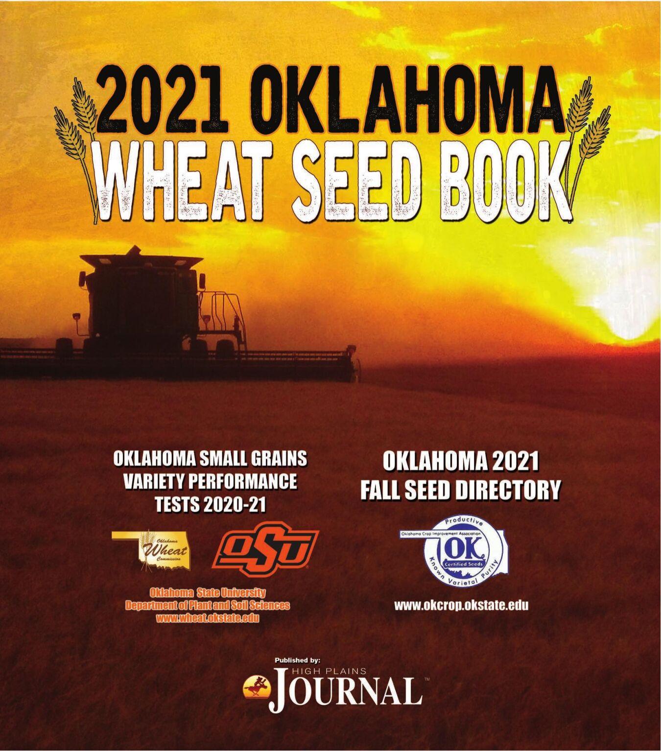 2021 Oklahoma Wheat Book