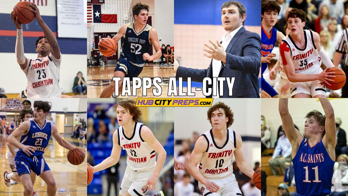2020-21 TAPPS All-City boys