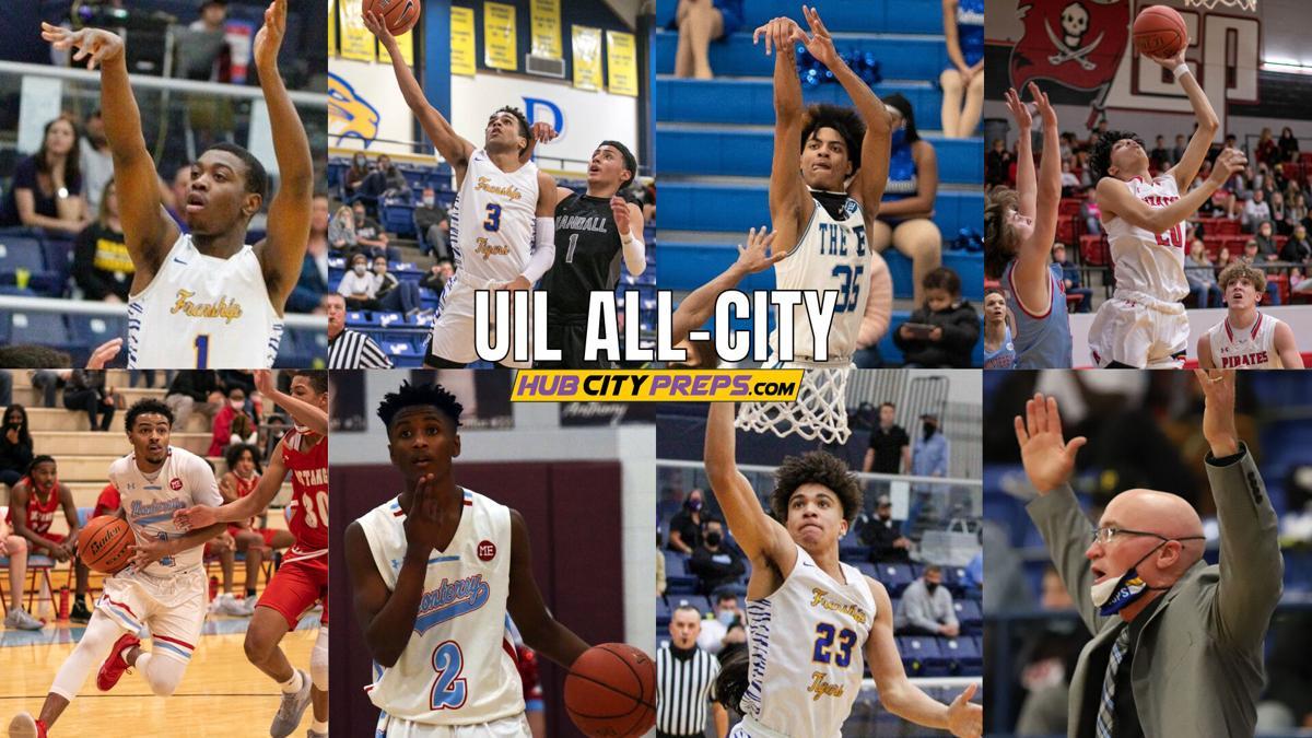 2020-21 UIL All-City boys