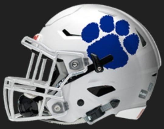 Frenship football helmet