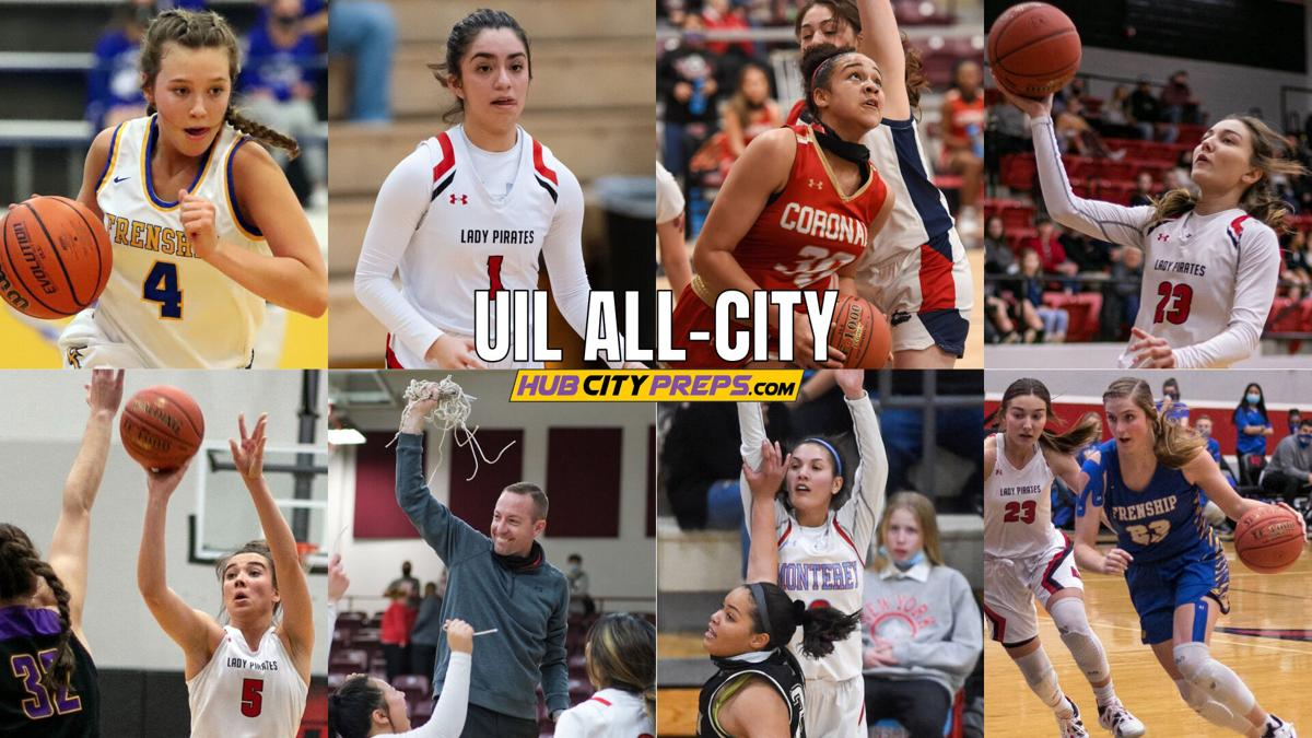 2020-21 UIL All-City girls