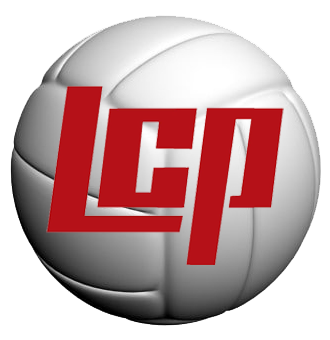 LCP volleyball logo