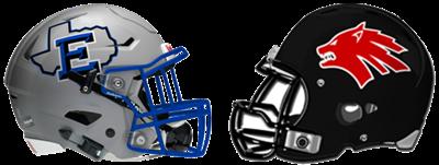 Estacado-Levelland helmets