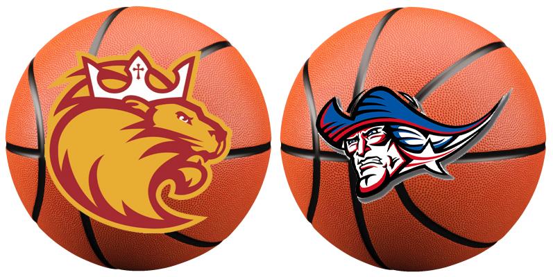 CTK-All Saints basketball logos