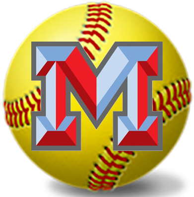 Monterey softball logo