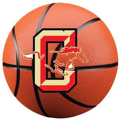 Coronado basketball logo