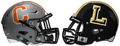 Caprock-Lubbock High helmets