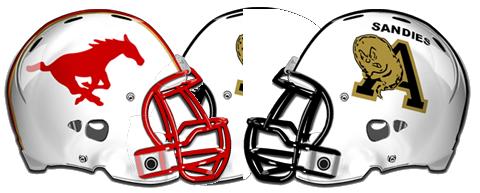 Coronado-Amarillo helmets