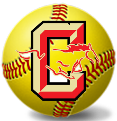 Coronado softball logo