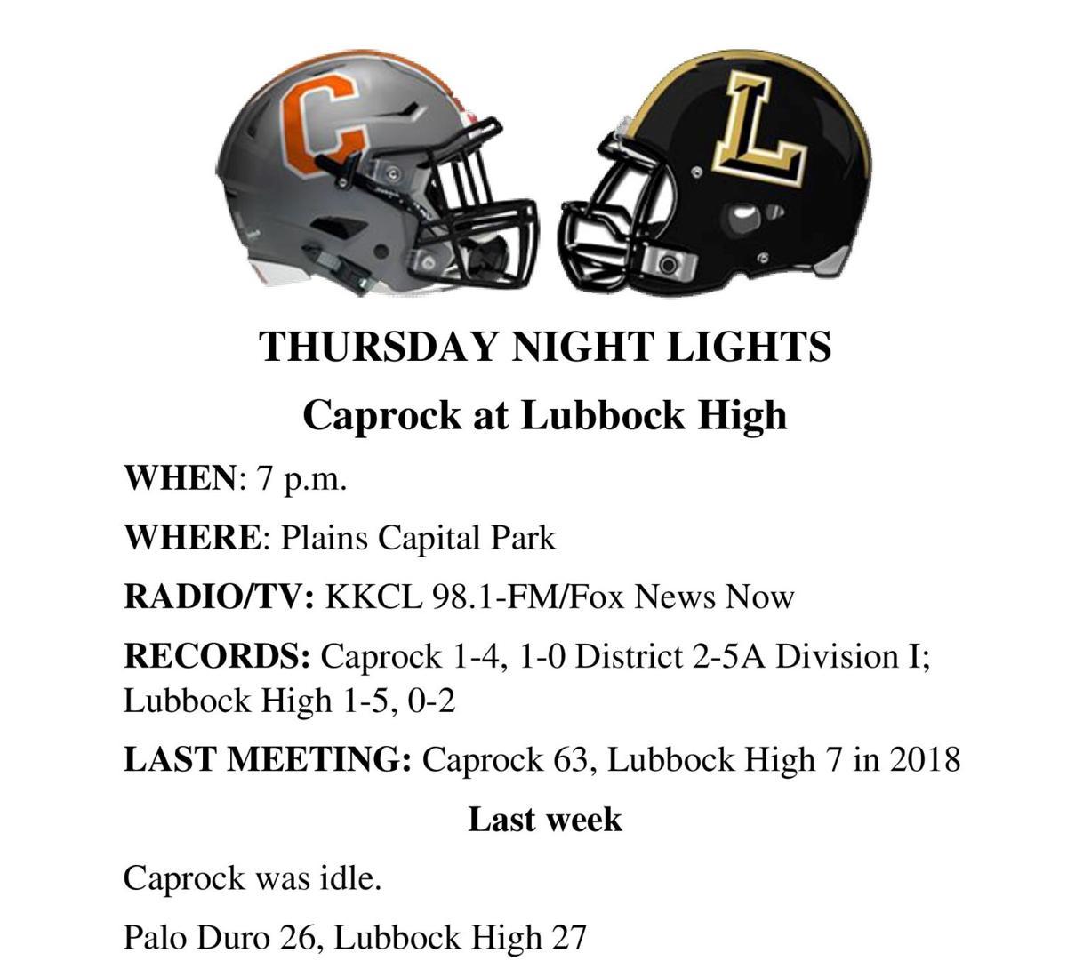 Caprock-LHS breakout