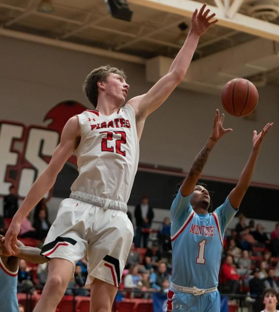 BOYS BASKETBALL   Monterey comes out blistering hot to dash past Cooper and claim 3rd place
