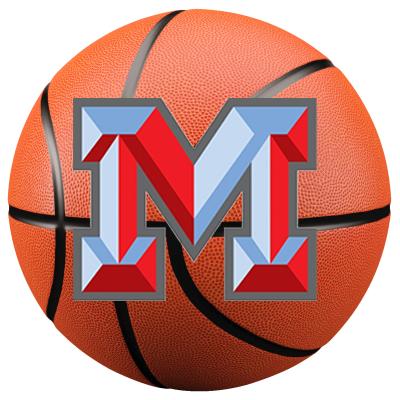 Monterey basketball logo