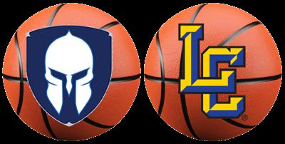 Titans-Lubbock Christian basketball logo