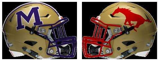 Midland High-Coronado helmets
