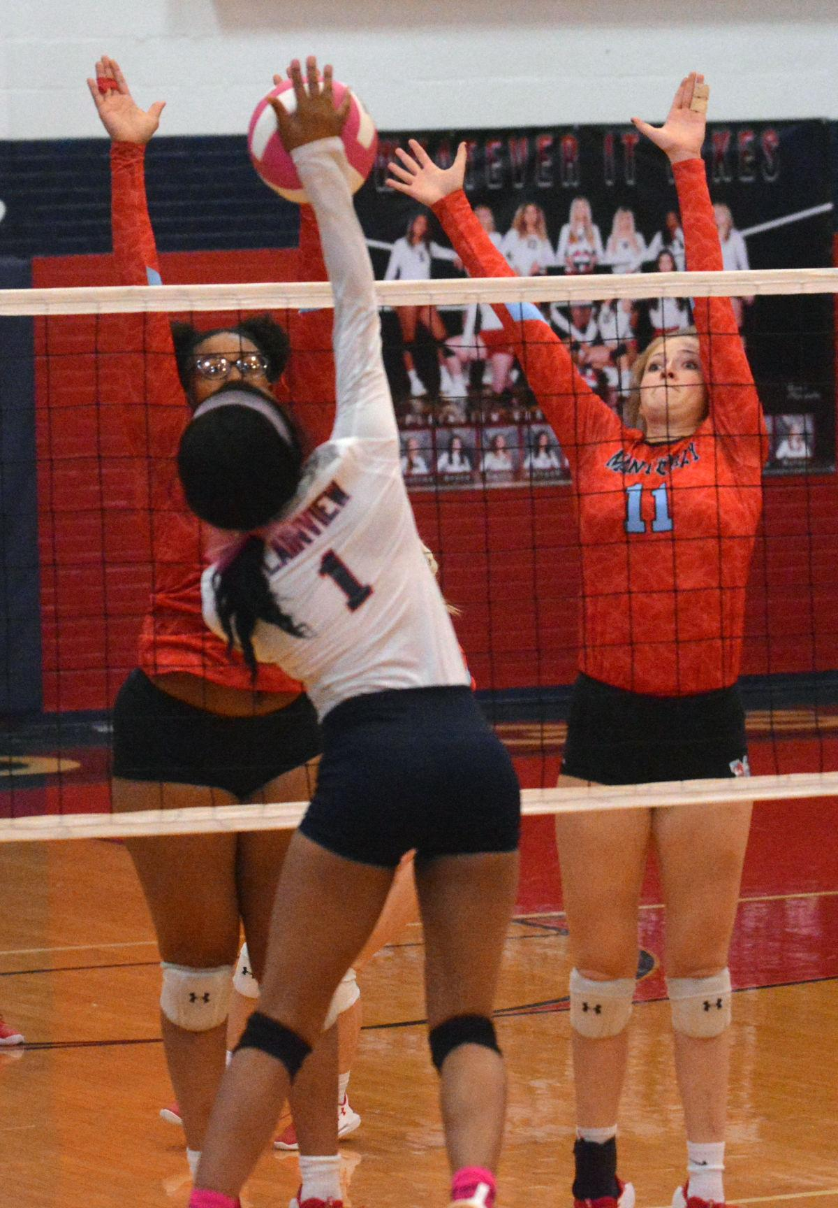 VOLLEYBALL ROUNDUP | Lady Plainsmen get settled in, roll past Plainview in four sets; Frenship stays unbeaten