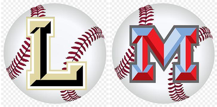 Lubbock High-Monterey baseball logo