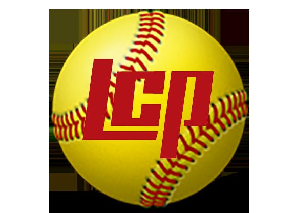 LCP softball logo