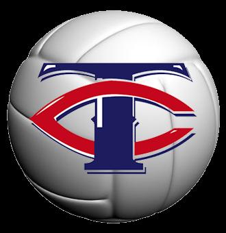 Trinity Christian volleyball logo