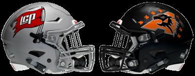 LCP-Aledo helmets