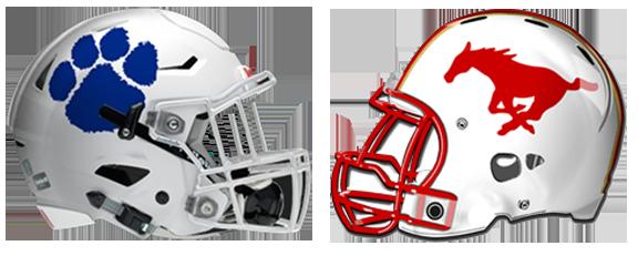 Frenship-Coronado helmets