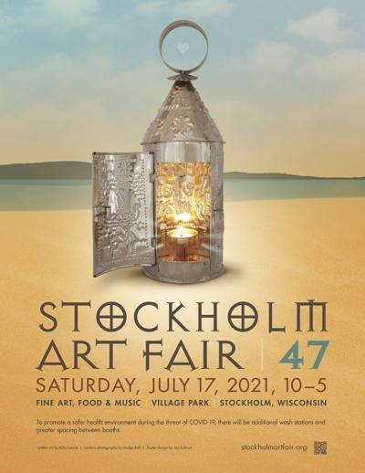Stockholm Art Fair 2021 poster
