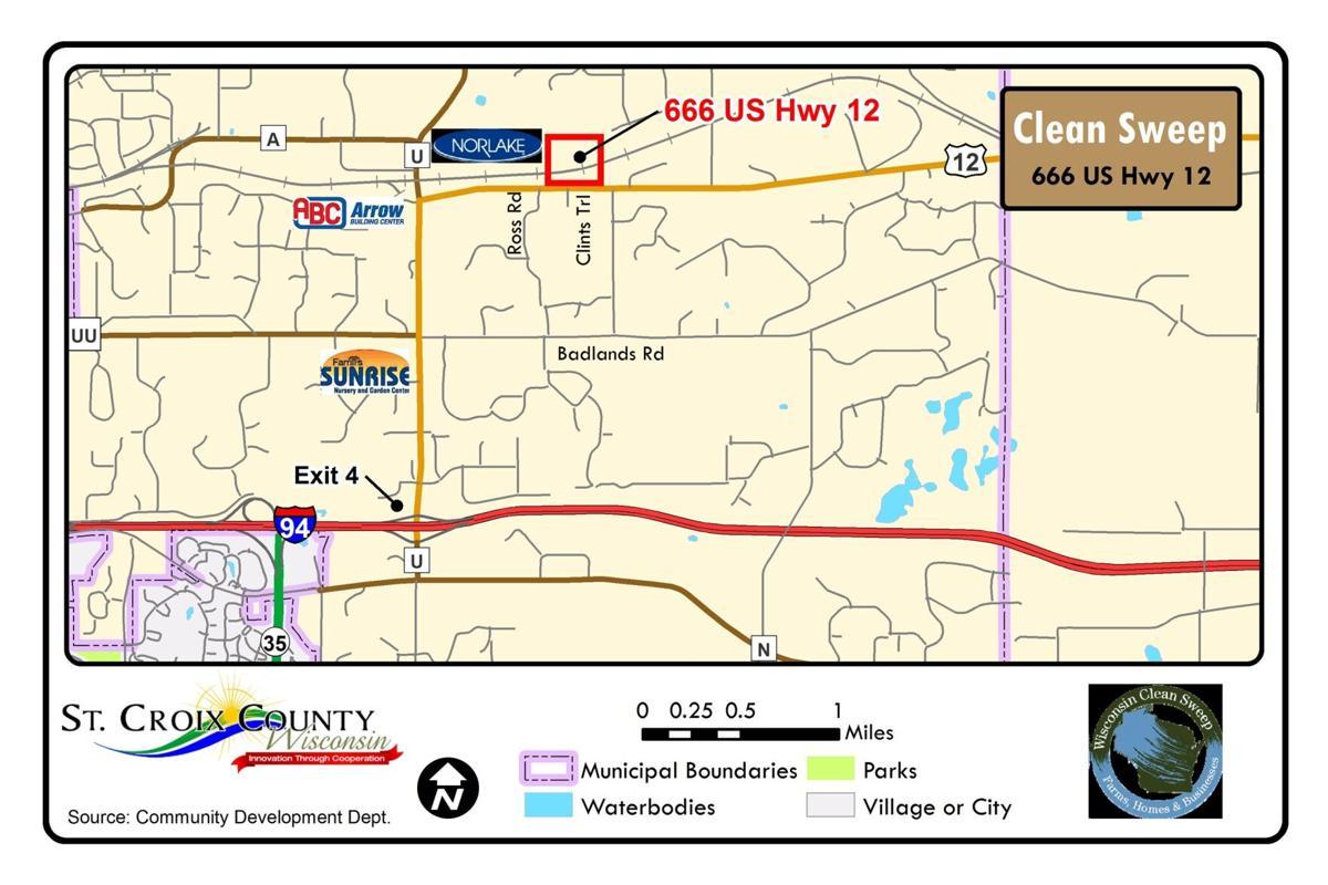 SCC town shop map