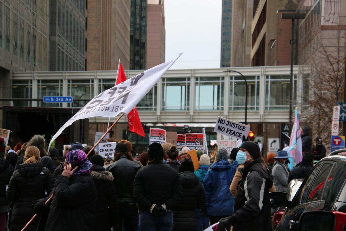 Monday, April 19 protest