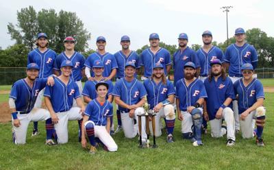 St. Croix Valley Baseball League champs
