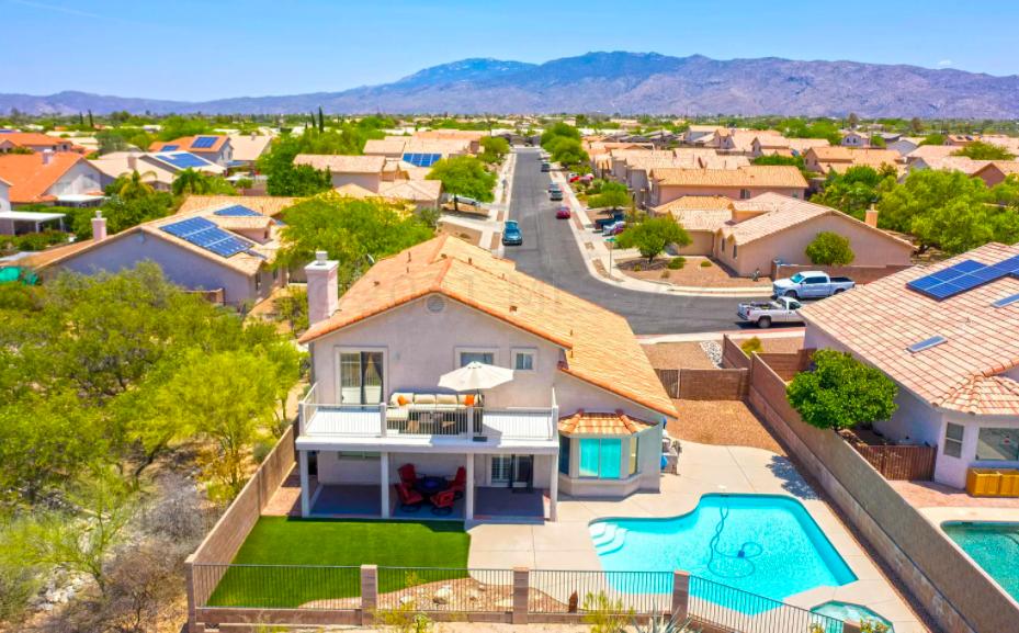 Tucson, Ariz. house for sale