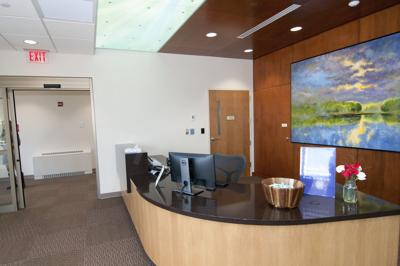 Westfields Hospital & Clinic emergency room reception