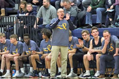 Dornfeld steps down as Hudson hoops coach
