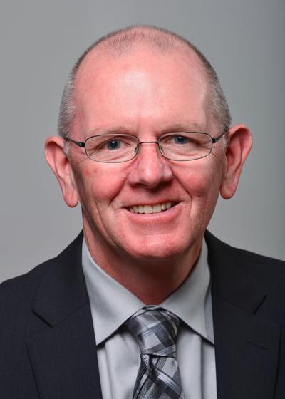 Mike Harris, UWRF