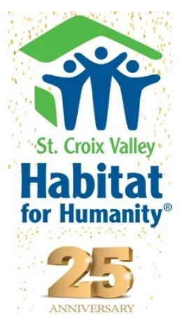 St. Croix Valley Habitat for Humanity 25th anniversary