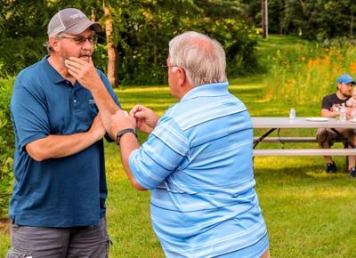 River Falls Cookout Conversation 1