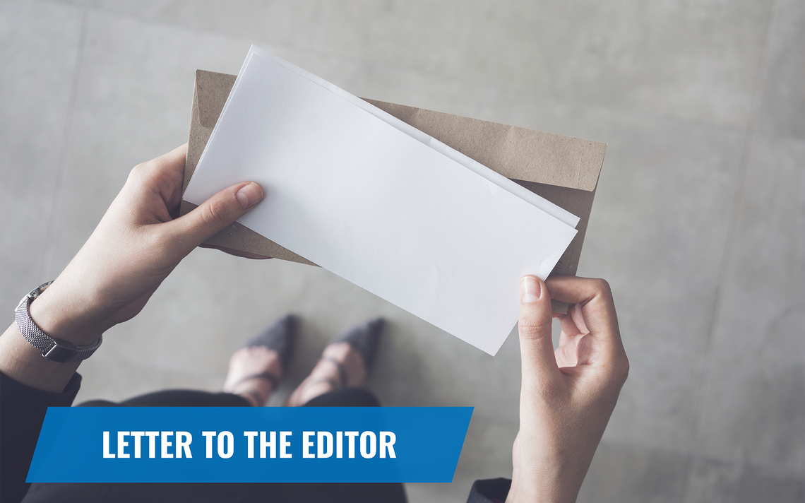 Letter: Set an example and be civil at school board meetings