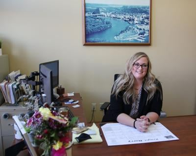Red Wing Area Chamber of Commerce Director Michelle Larson