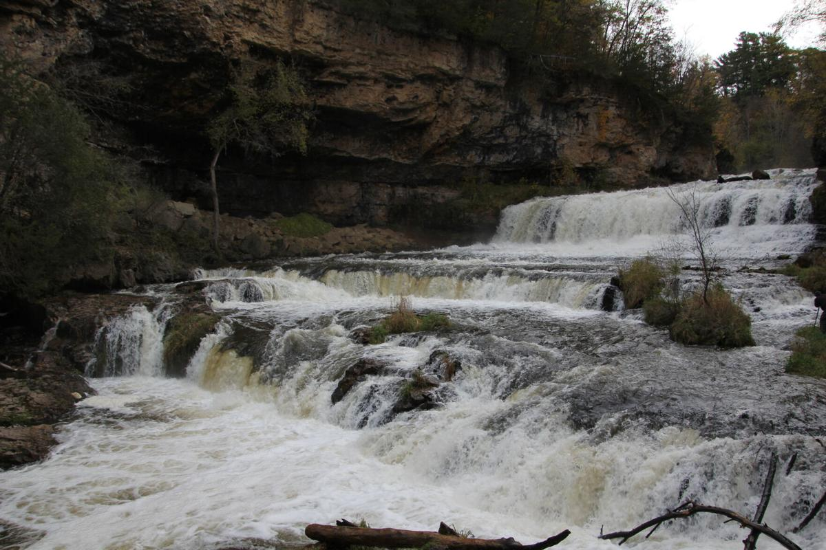 Willow River State Park Falls
