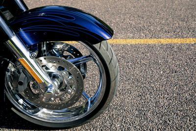 Motorcycle wheel RTSA