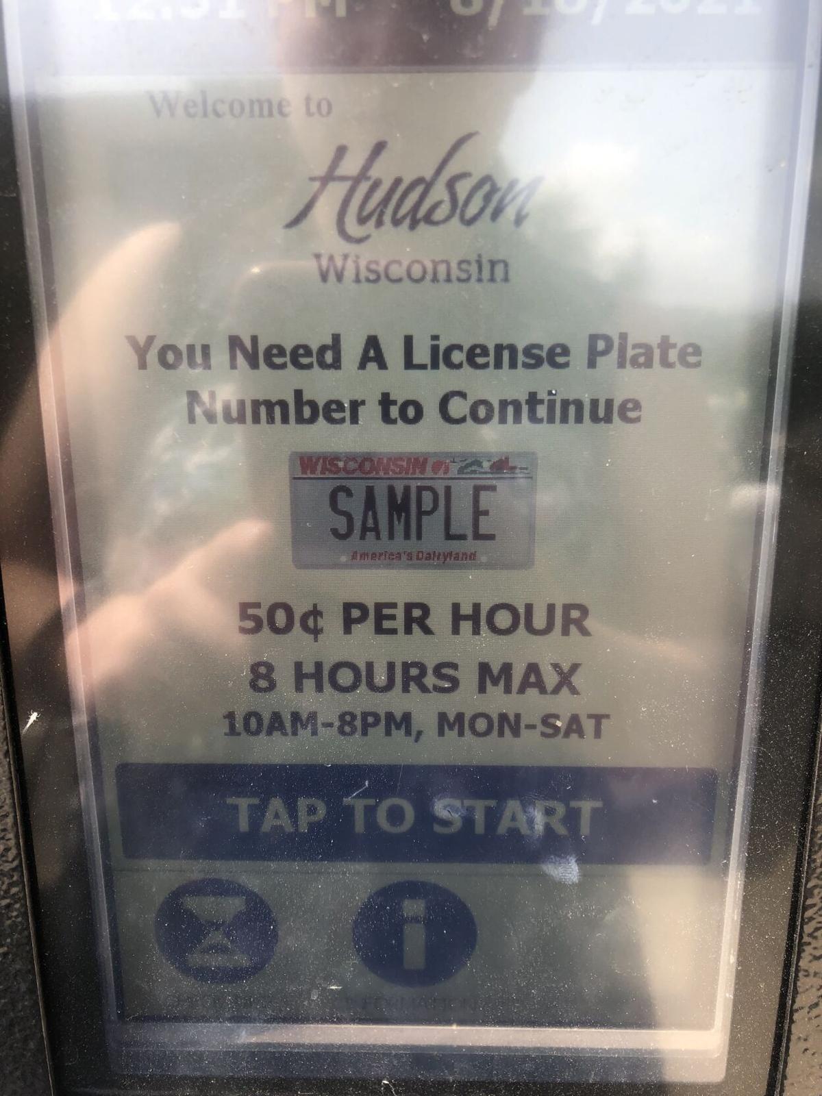 Hudson Parking 2