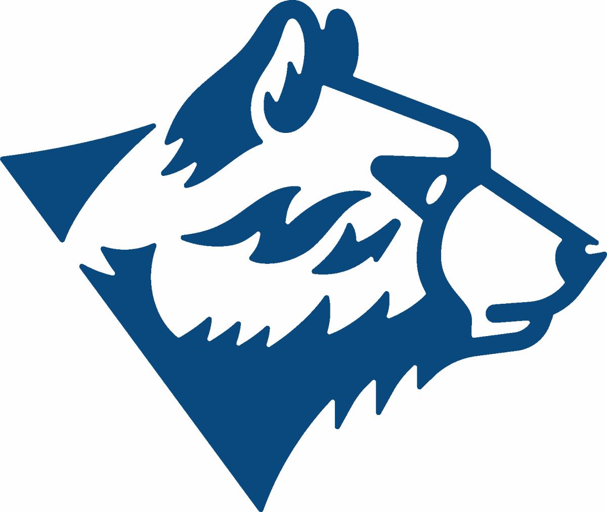Blaze, the Northwood Technical College mascot