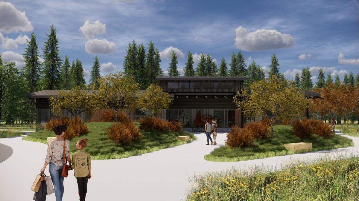 Carpenter Nature Center front