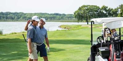 Golf - Travel Wi