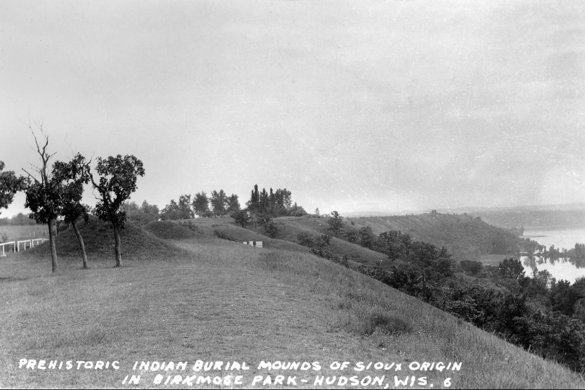 Birkmose Park burial mounds