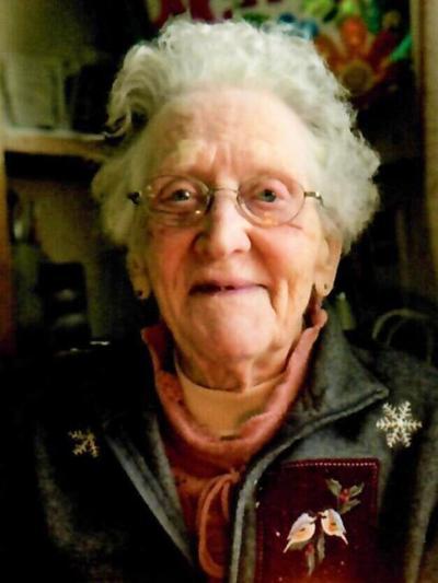Elsie (DuBois) Letson