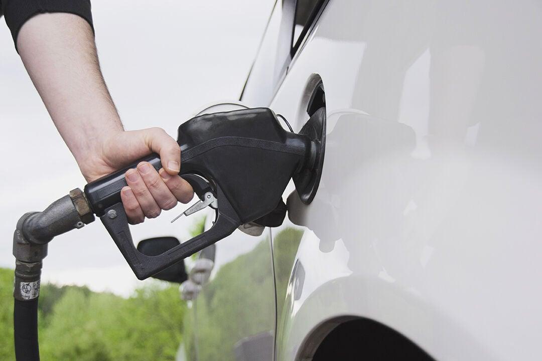 Pumping gas RTSA summer