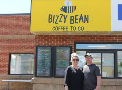 Bizzy Bean coffee