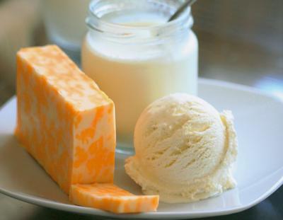 Dairy products RTSA horizontal