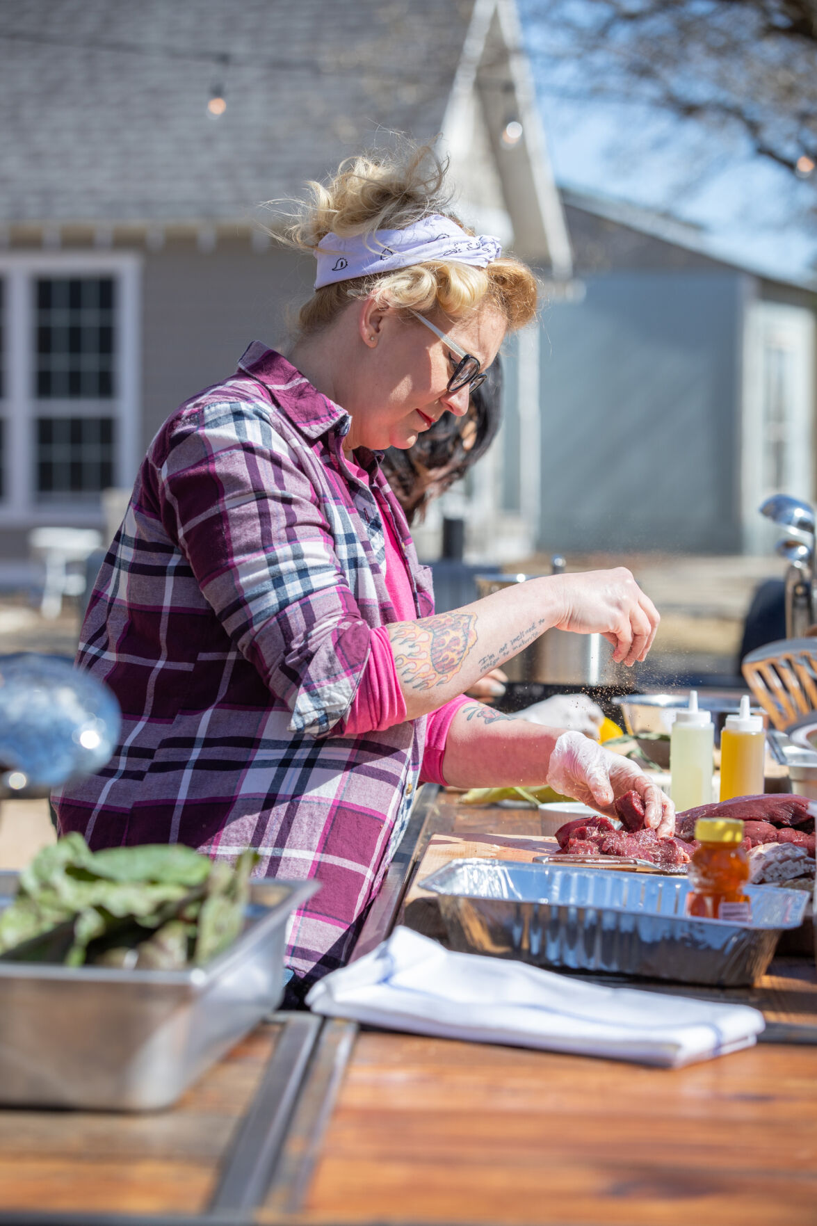 Lu Holter Food Network