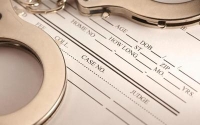 Crime handcuffs RTSA