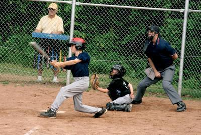 Baseball umpires RTSA youth ball